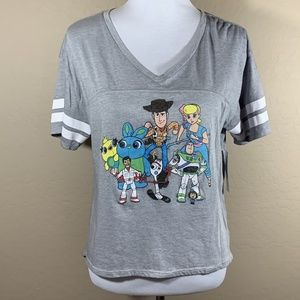 Disney Toy Story 4 Gray Shirt